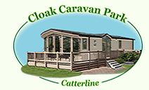 Cloak Caravan Park logo